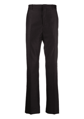 Acne Studios pressed-crease tailored trousers - Purple