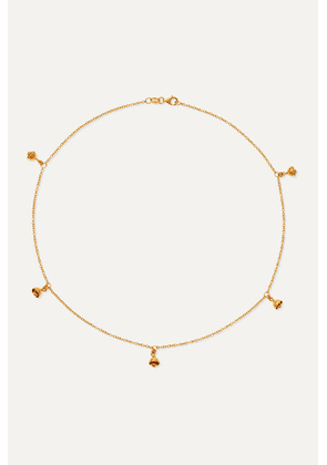Meadowlark - Bell Gold-plated Necklace