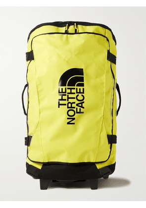 THE NORTH FACE - Rolling Thunder 30 Tarpaulin Suitcase - Men - Yellow