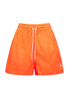 Tech Nylon Mini Shorts