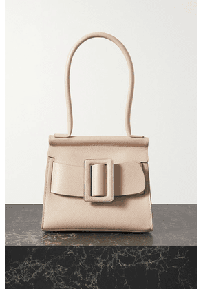 BOYY - Karl Soft Buckled Textured-leather Tote - Beige