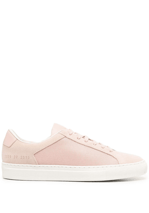 Common Projects Retro Summer-Edition trainers - Pink