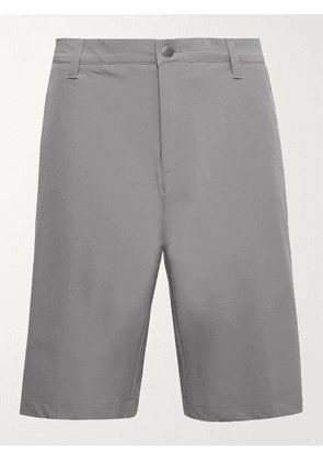 ADIDAS GOLF - Ultimate365 Recycled Stretch-Shell Golf Shorts - Men - Gray - 32
