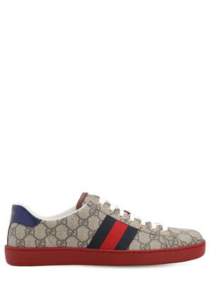 25mm Ace Gg Supreme Fabric Sneakers