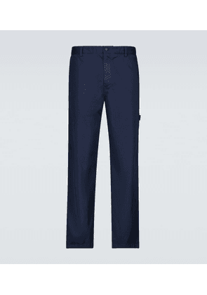 5 MONCLER CRAIG GREEN cotton chino pants