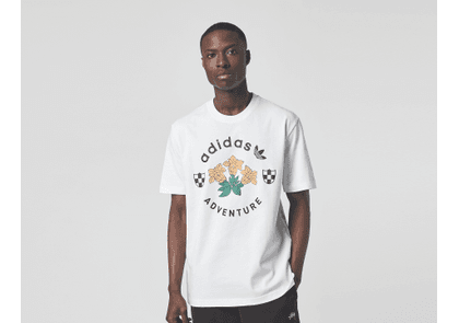 adidas Originals Adventure Flowers T-Shirt, TEE/TEE