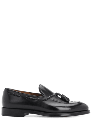 Leather Loafers W/ Tassels
