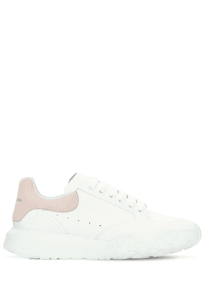 45mm Court Leather Sneakers