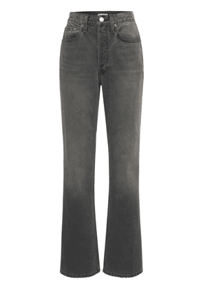 70s Bootcut Straight Jeans