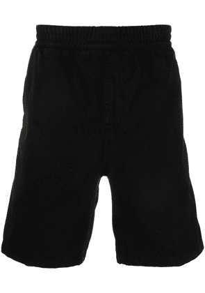 Carhartt WIP elasticated-waist shorts - Black