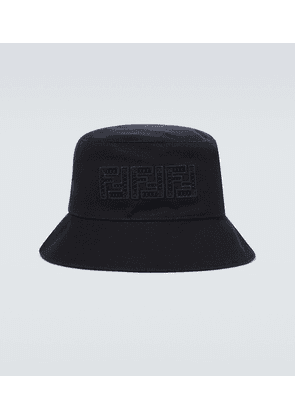 Bucket canvas hat