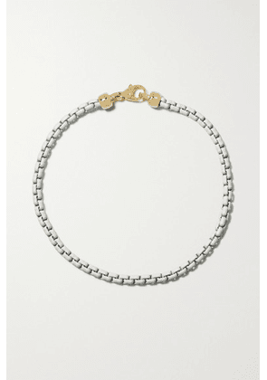 EÉRA - Giada Silver And Gold Anklet