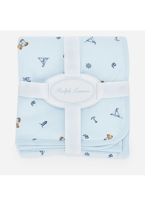Polo Ralph Lauren Boys' Blanket - Blue Multi