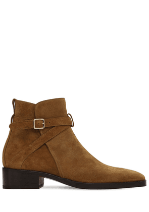 40mm Rochester Suede Ankle Boots