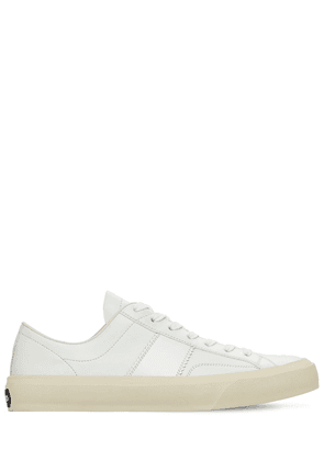 Cambridge Leather Low Top Sneakers