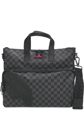 Henny Checkered Travel Case