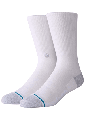 Icon Combed Cotton Blend Socks
