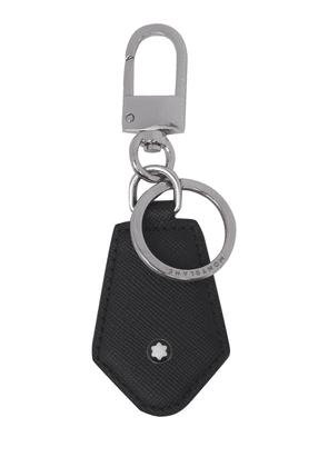 Mb Sartorial Leather Key Ring