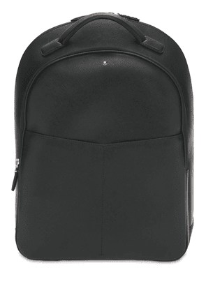 Logo Leather Sartorial Small Backpack