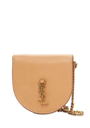 Baby Kaia Leather Chain Wallet