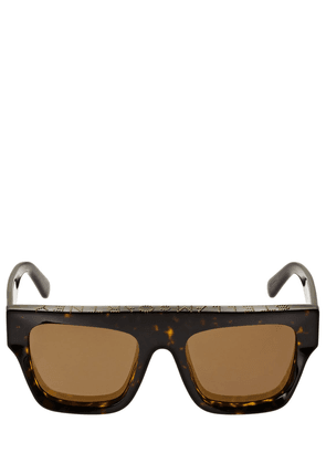 Squared Acetate Sunglasses