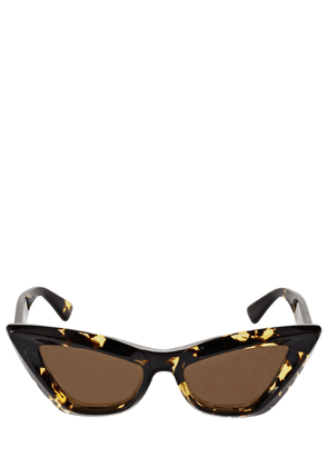 Pointed Cat-eye Sunglasses