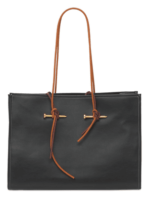 Nailed 48 Leather Tote Bag