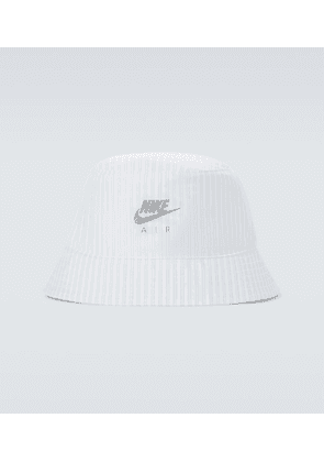 Kim Jones x Nike striped bucket hat