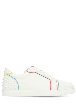 20mm Vieira 2 Leather Sneakers