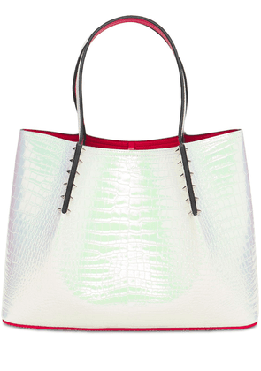 Cabarock Small Leather Tote Bag