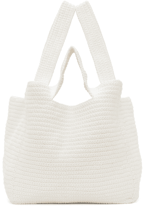 Lauren Manoogian White Cube Tote