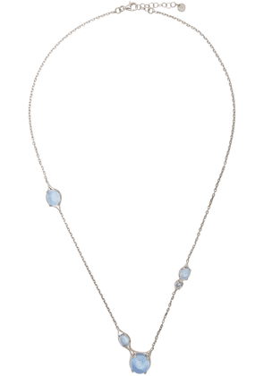 Alan Crocetti SSENSE Exclusive Silver Droplet Necklace