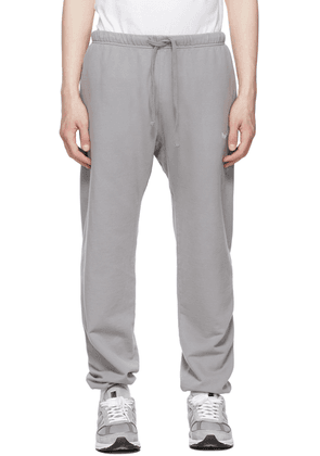 Museum of Peace & Quiet Grey Word Mark Lounge Pants