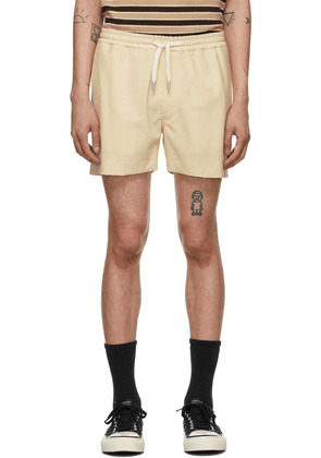 Second/Layer Off-White Madero Boxer Shorts