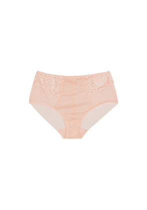 Wacoal Reflexion Embroidered Tulle Briefs