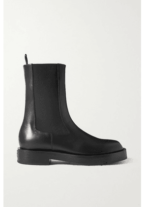 Givenchy - Leather Chelsea Boots - Black