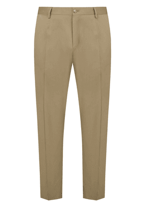 Dolce & Gabbana tapered tailored trousers - Neutrals