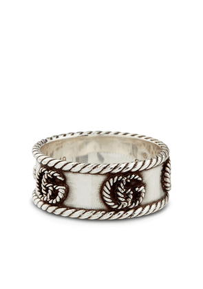 Gucci Marmont 9mm ring - Silver