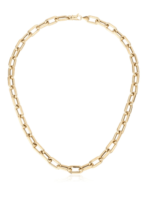 Adina Reyter 14kt yellow gold chain-link necklace