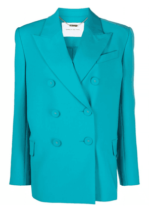CAMILLA AND MARC double-breasted blazer - Blue