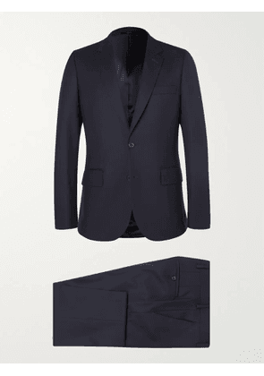 PAUL SMITH - Grey A Suit To Travel In Soho Slim-Fit Wool Suit - Men - Blue - 42