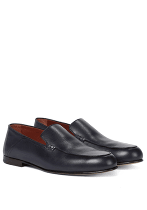 Astoria leather loafers