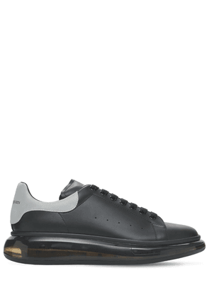45mm Air Reflect Leather Sneakers