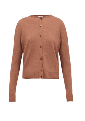 The Row - Annamaria Cashmere Cardigan - Womens - Brown