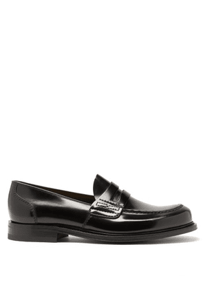 Church's - Farsley Leather Penny Loafers - Mens - Black