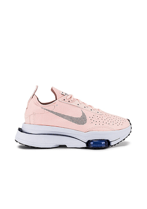 Nike Air Zoom Type Sneaker in Peach. Size 5.5, 6.5, 7, 7.5, 8, 8.5, 9, 9.5, 10, 10.5, 11.