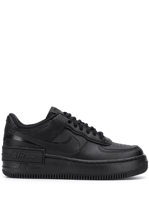 Nike Air Force 1 low-top trainers - Black