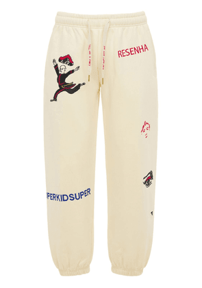 Kidsuper Logo Cotton Sweatpants