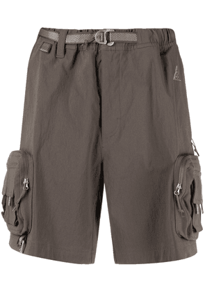 Nike ACG belted cargo shorts - Brown