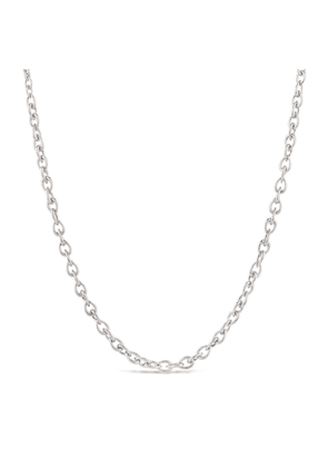 Dinny Hall Silver Raindrop Necklace